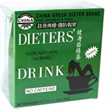 Uncle Lee's Dieters Tea Weight Loss Tea for Men and Women 30 Tea Bags