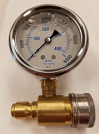 AR Annovi Reverberi AR376000 Pressure Washer Unloader, Stainless Steel