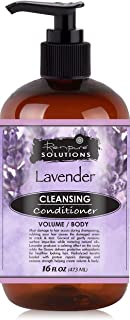 Renpure Cleansing Conditioner With Pump, Lavender 16 Ounce