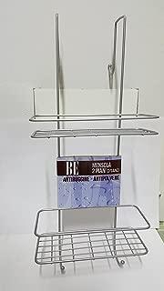 Carrello Noce 3 CASSETTI Porta Bottiglie H57X37X83 Box