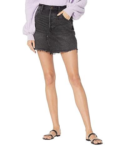 Free People Brea Cutoffs Skirt