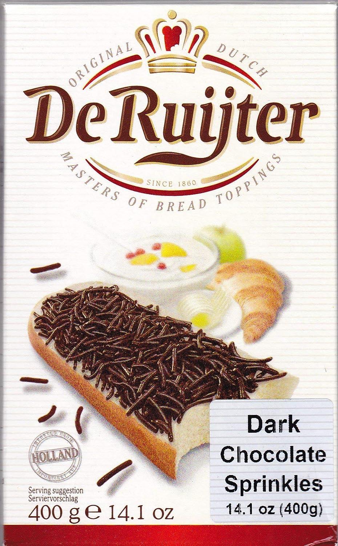 De Ruijter Chocolade Hagel slag Dark Sprinkles Puur Long Beach Mall SEAL limited product Chocolate