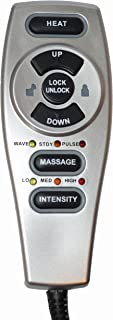 Tranquil Ease 7051 SW3 Lift Chair Hand Control with Heat and Massage