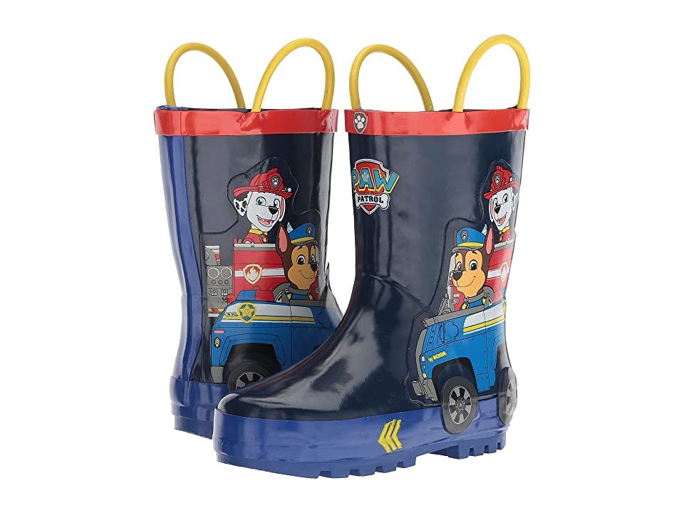 Josmo Kids Paw Patrol Rain Boot (Toddler/Little Kid) (Blue) Boys Shoes