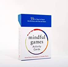 Mindful Games Activity Cards: 55 Fun Ways to Share Mindfulness with Kids and Teens PDF