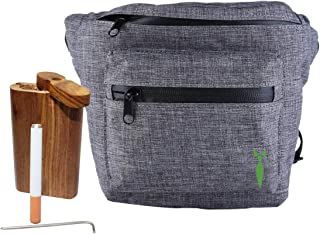 Smell Proof Fanny Pack Bags To Stash Your Grinder Rolling Paper And Accessories