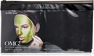 Ddare - [OMG-PM-G5] OMG! Platinum GREEN Facial Mask Kit 5 Bundle)