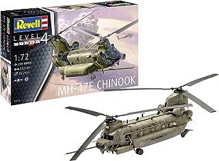 Revell RV03876 1:72-MH-47 Chinook Plastic Model kit, Multicolour, 1/72