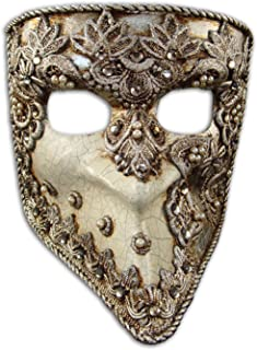 swarovski crystal mask