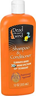 Dead Down Wind Shampoo/Conditioner (12 Ounce), Orange