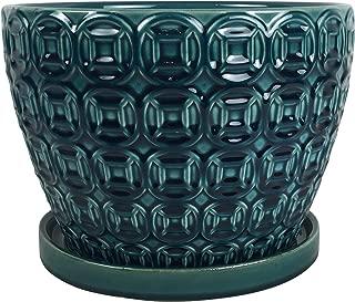 Southern Patio CRM-047117 Mayer Ceramic Planter, 8