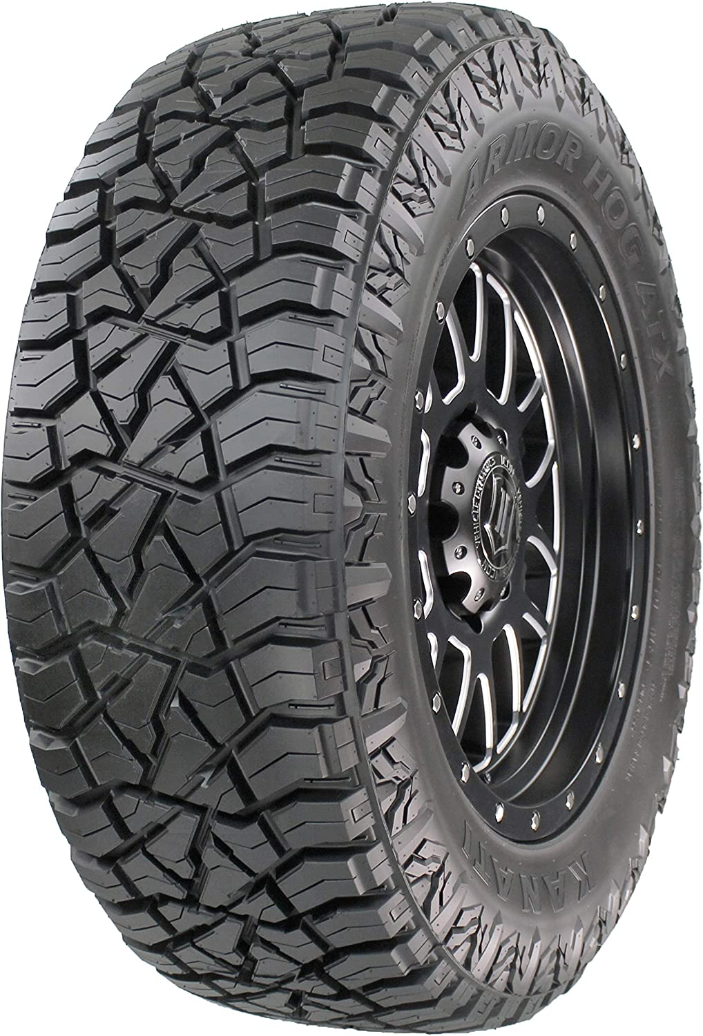KANATI ARMOR HOG ATX LT285 70R17 ALL-STEEL 12-PLY Max 62% OFF RATED Large discharge sale LRF 129Q