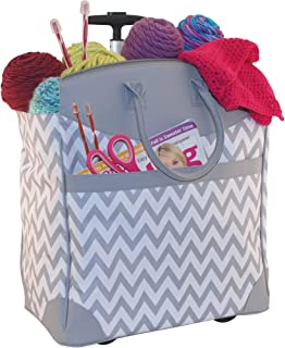 Best everything mary rolling yarn tote Reviews