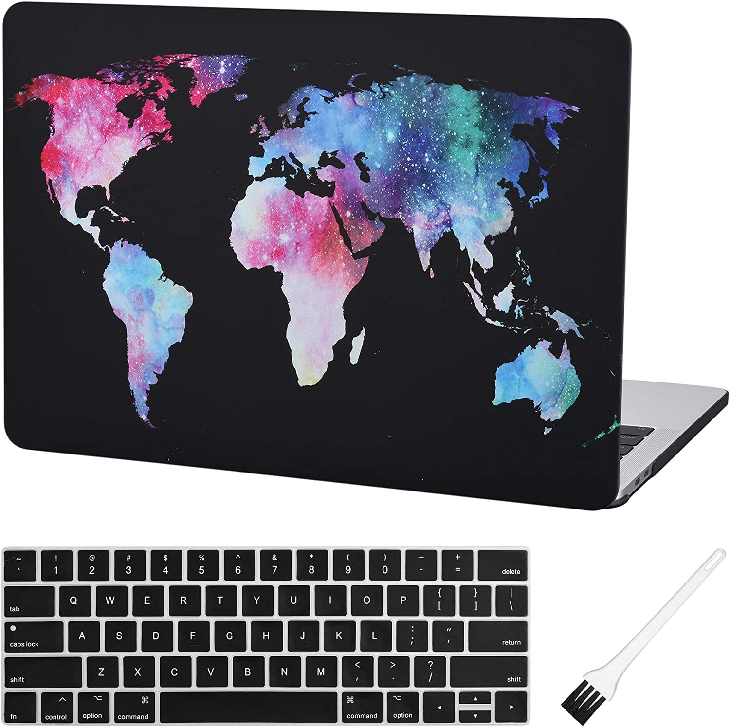 Case Star MacBook Pro 13 Inch All items free shipping Map 2018 World 2017 2019 2016 Max 86% OFF