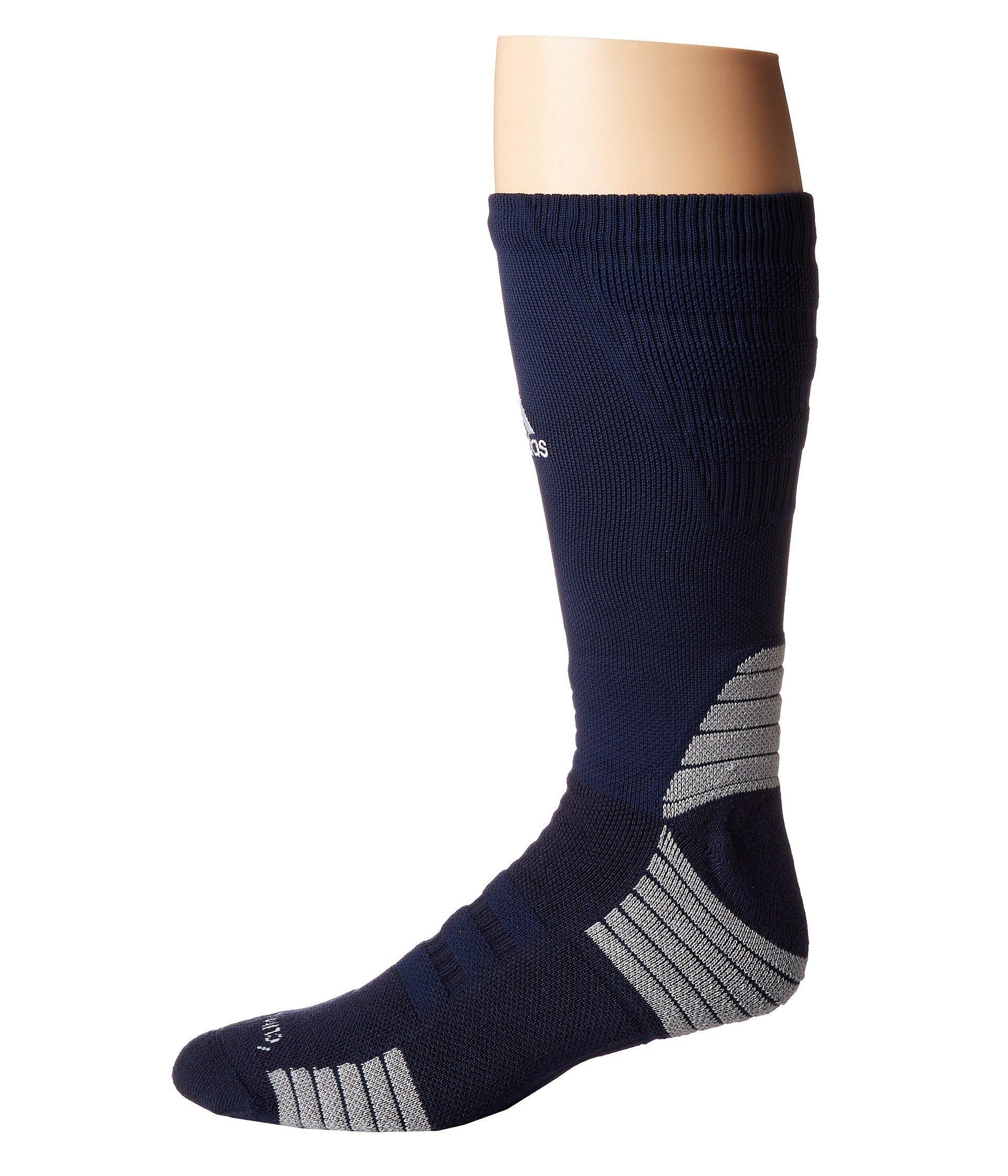 Cushioned Onix Crew light Maximum Collegiate Navy white Sock Alphaskin Adidas ZtzFqEwZ