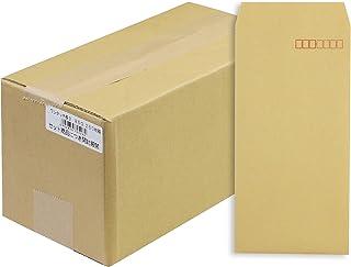 マルアイ 封筒 クラフト封筒 テープ付き 長形3号 A4三つ折対応 85g 250枚 E301350