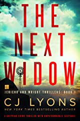 The Next Widow: A gripping crime thriller with unputdownable suspense (Jericho and Wright Thrillers Book 1) Kindle Edition