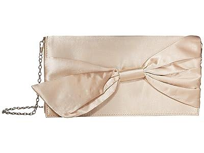 Jessica McClintock Vanessa (Champagne) Handbags