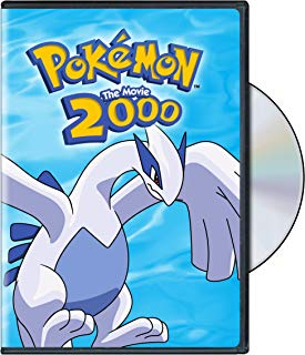Pokemon the Movie 2000 (DVD)