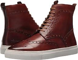 Grenson - Calf High Top Sneaker