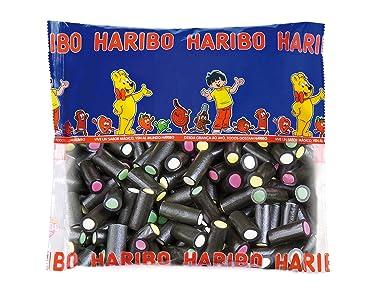 Haribo Balla-Balla Negros Gominolas - 1000 gr