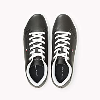 TOMMY HILFIGER Men's Essential Leather Trainers