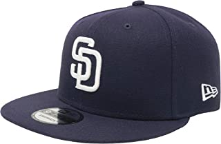 New Era 9Fifty Hat San Diego Padres Mxs Monterrey Mexico Series Blue Snapback Cap