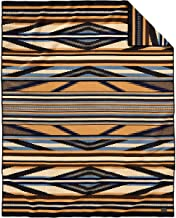 Pendleton Rio Canyon Wool Blanket, Tan, Twin