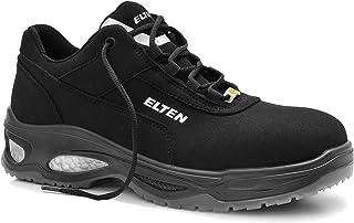 ELTEN ELTEN Sicherheitsschuhe MILOW Low ESD S2, Herren, sportlich, leicht, schwarz, Kunststoffkappe - Buty sportowe Mężczyźni