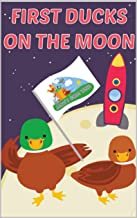 First Ducks on the Moon (Jakes Farm Yard)