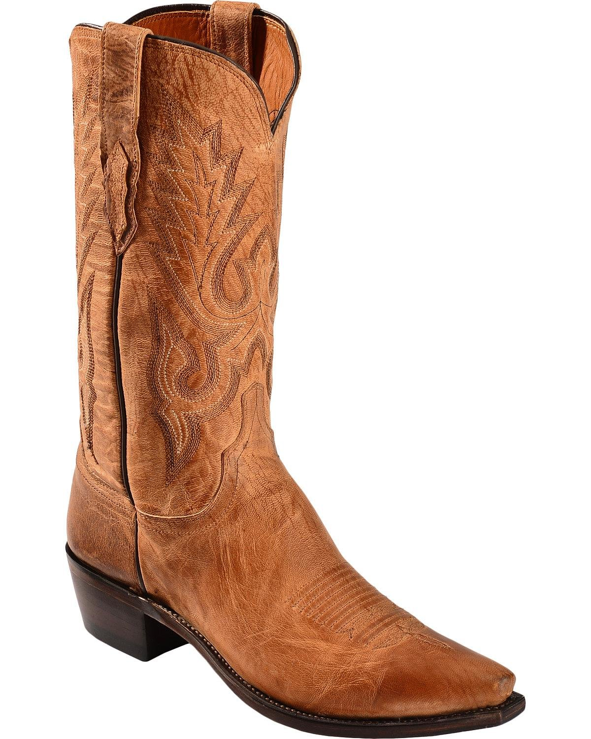 Lucchese Mens M1008 54 Goat Boot