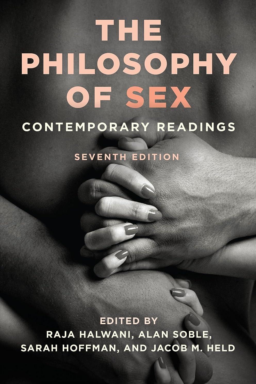 ピグマリオンピストルペストリーThe Philosophy of Sex: Contemporary Readings (English Edition)