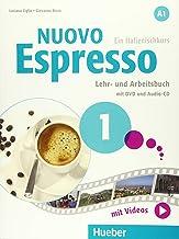 Nuovo Espresso 1: Ein Italienischkurs / Lehr- und Arbeitsbuch mit DVD und Audio-CD