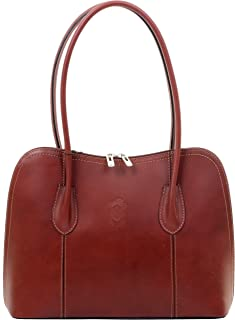 leather handbags made in italy