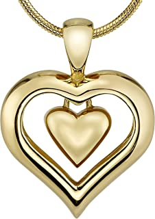 Best gold cremation jewelry Reviews