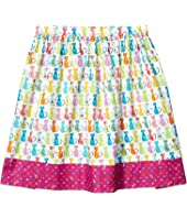 Sara Wheelchair Friendly Gathered Skirt (Little Kids/Big Kids)