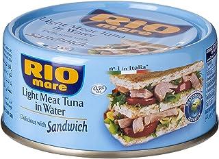 Rio Mare Tuna Sandwich Water 160g x1(Pack of 1)