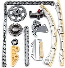 CCIYU Timing Chain Kit K24A1 K24A4 K24A8 fits for 2002-2011 Honda Element CR-V Accord 2.4L DOHC