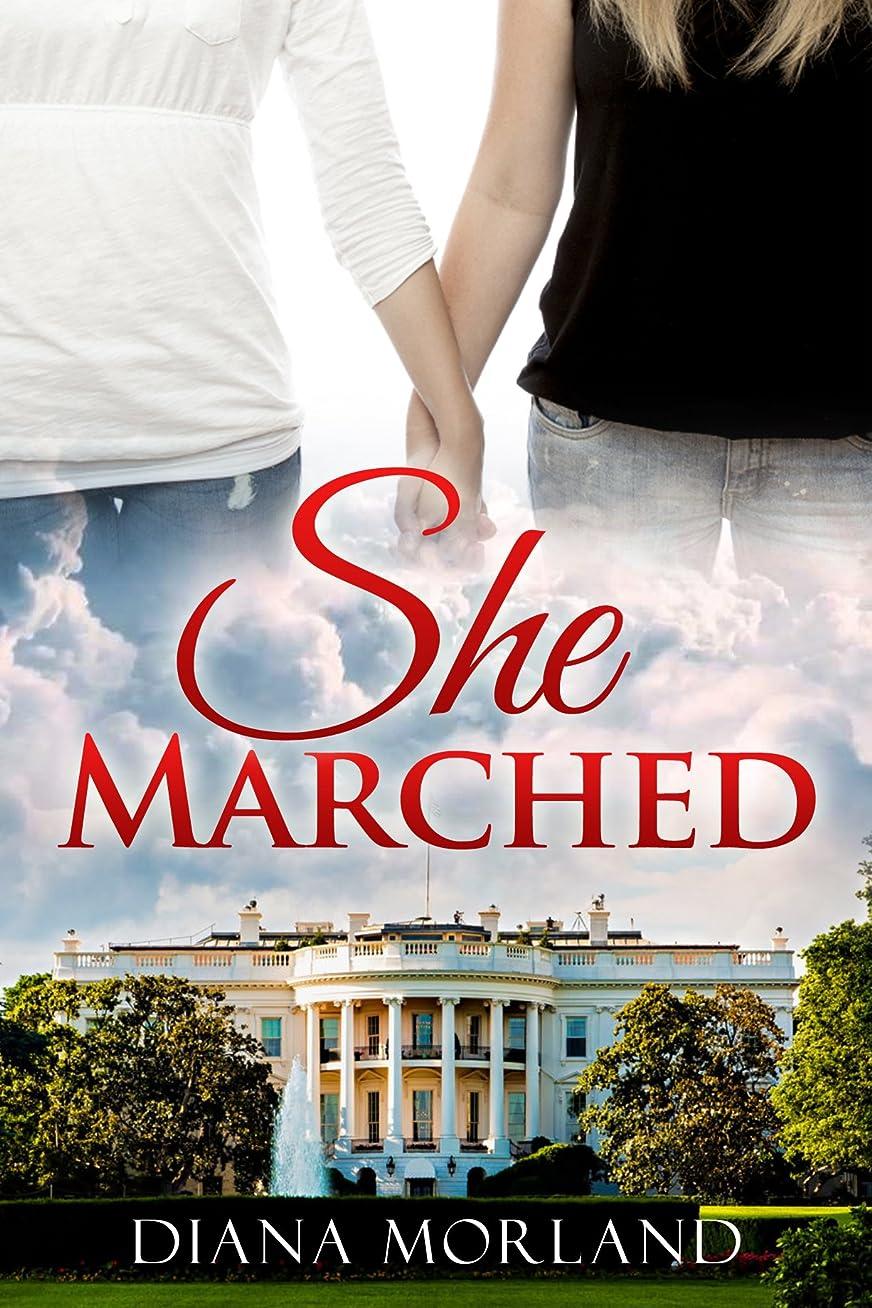 販売員ルーチン派手She Marched: a romantic short story (English Edition)