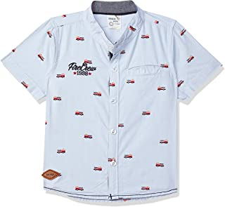 Max Baby-Boy's Regular fit Shirt