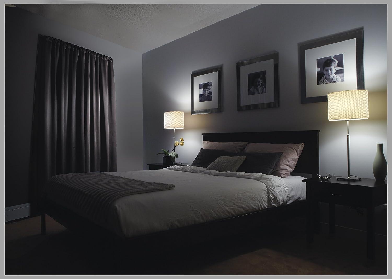Bronze 242732-797-REM Twilight Single Curtain Rod Set Wrap Around Design is Ideal for Blackout or Room Darkening Panels 28-48 New Version