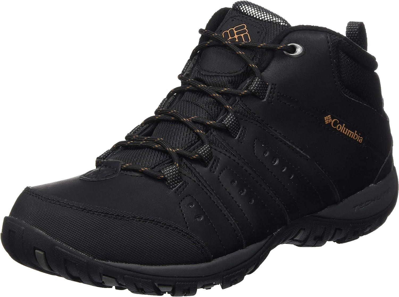 Columbia Men's Woodburn II Chukka Wp Omni-Heat Waterproof Casual shoes