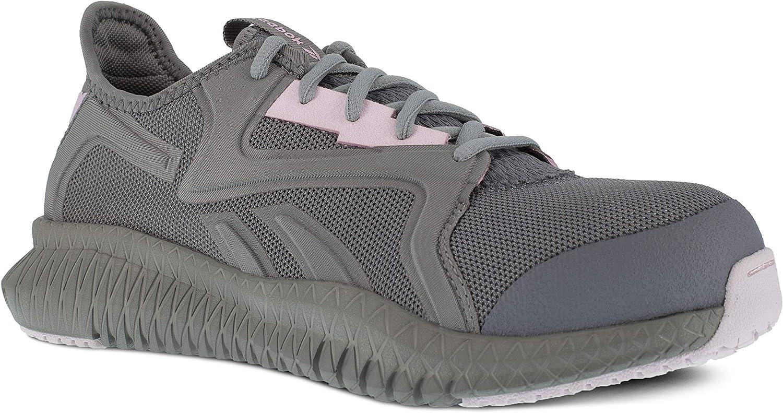 Reebok Work Women's Flexagon 3.0 Safety Toe Athletic Work Shoe