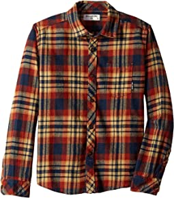 Coastline Flannel Shirt (Big Kids)