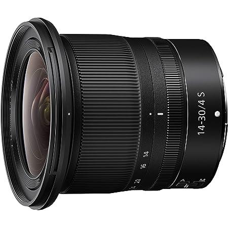 NIKON NIKKOR Z 14-30mm f/4 S Ultra-Wide Angle Zoom Lens for Nikon Z Mirrorless Cameras
