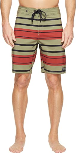 United By Blue Streamline Boardshorts