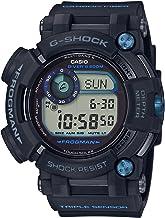 [カシオ] 腕時計 ジーショック FROGMAN 電波ソーラー GWF-D1000B-1JF ブラック