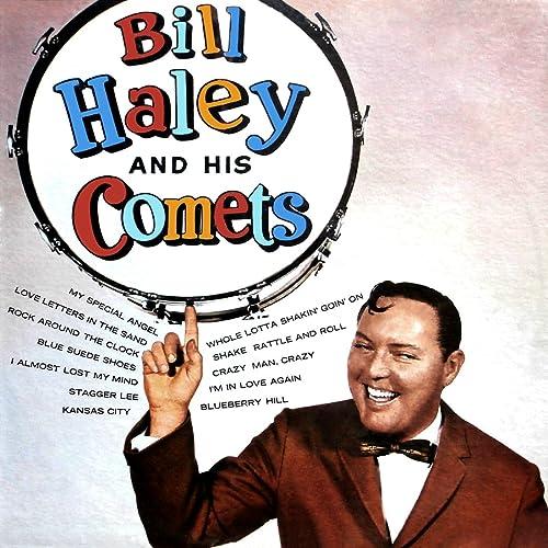 Amazon Music - ビル・ヘイリーと彼のコメッツのBill Haley & His Comets - Amazon.co.jp