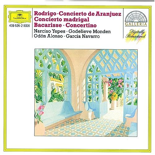Bacarisse: Concertino para guitarra y orquesta en la menor op.72 ...