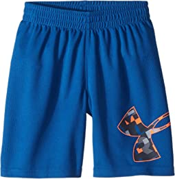 Wordmark Striker Shorts (Little Kids/Big Kids)